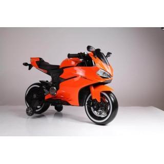 Мотоцикл A001AA Оранжевый