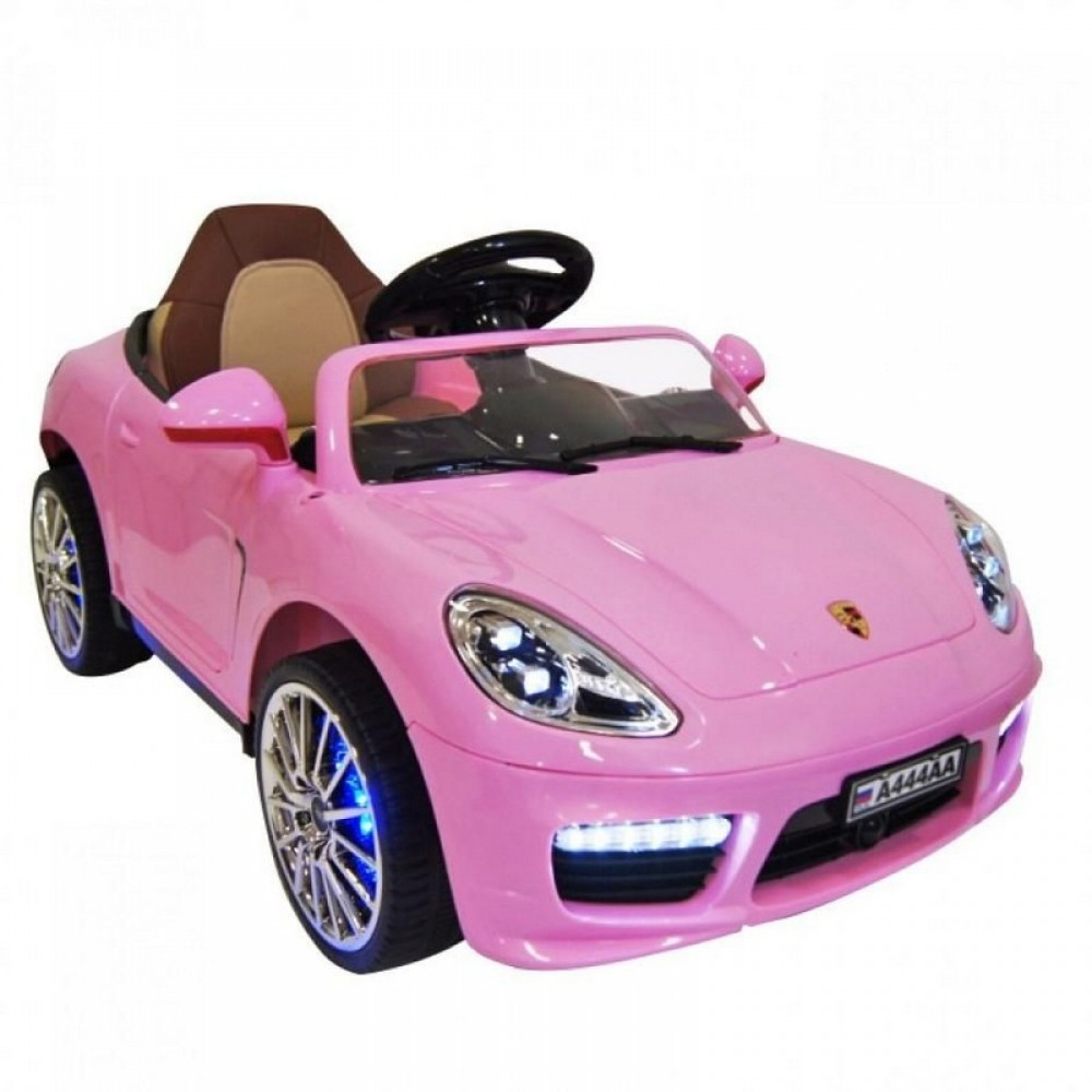 Porsche Panamera  A444AA VIP Розовый