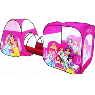 """Палатка c туннелем """"Принцессы"""""""