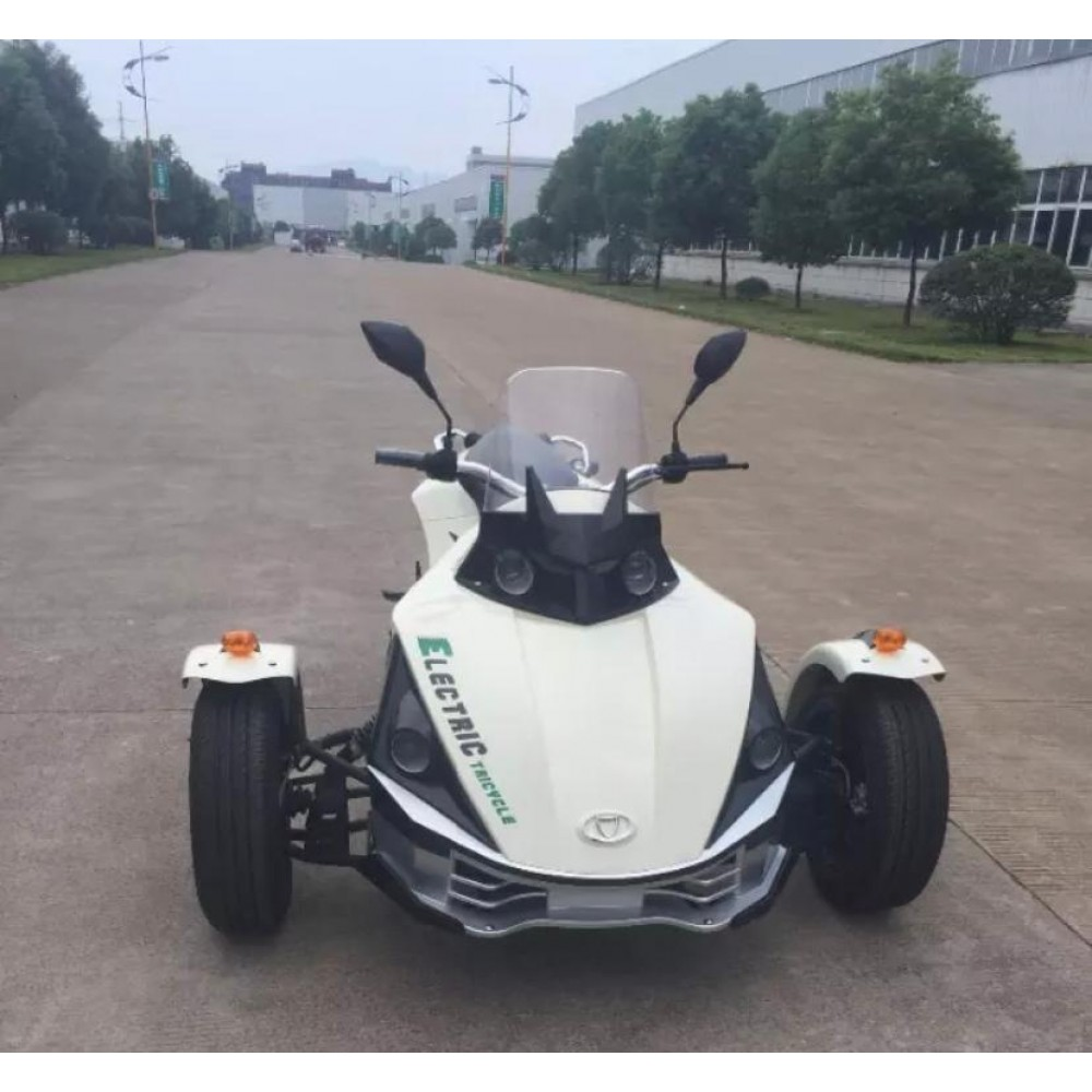 Электротрицикл R21
