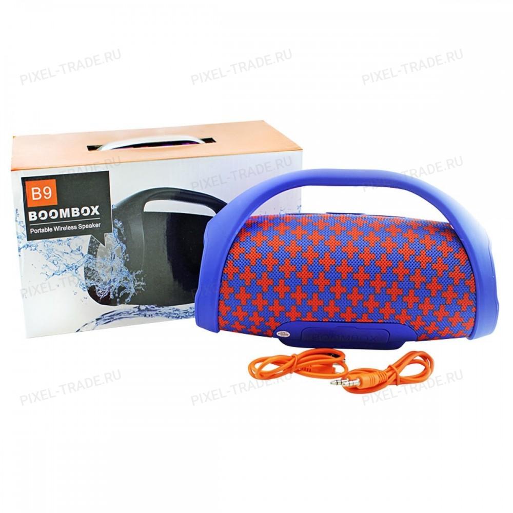 Bluetooth Стереоколонка  Boombox B9