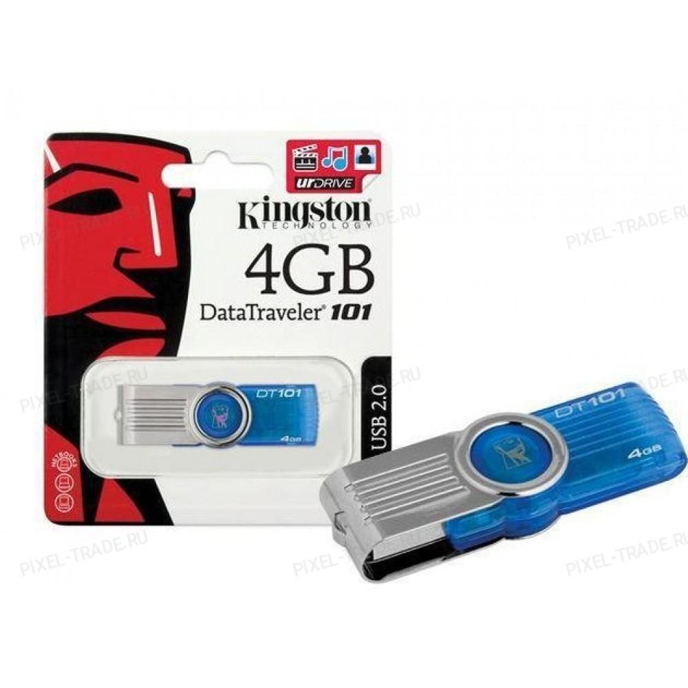 "Flash-накопитель ""Кингston"" 4 GB"