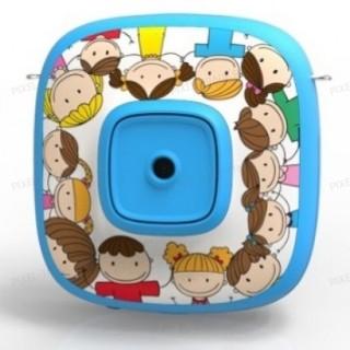 Детская Экшн-камера для детей Голубая