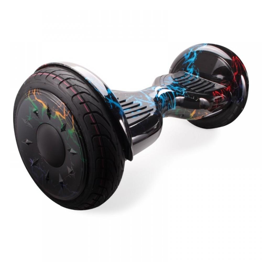 Гироскутер GT Smart Wheel 10,5 Цветная молния