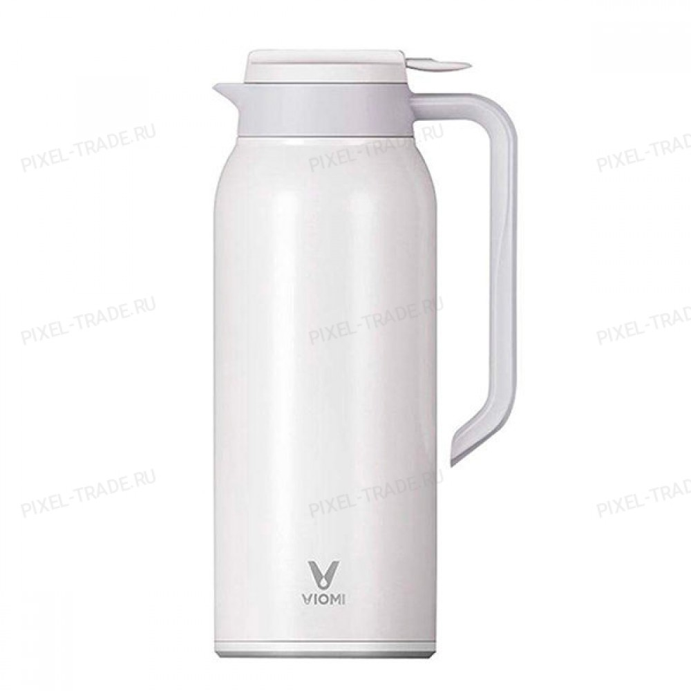 Классический термос Xiaomi Viomi Stainless Steel Vacuum Bottle 1,5 л (White)