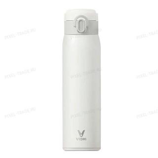 Классический термос Xiaomi Viomi Stainless Vacuum Cup 0,46 л (White)