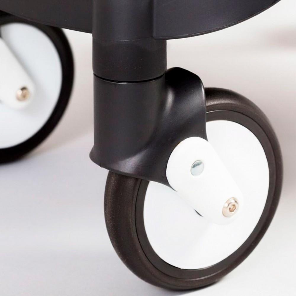 колесо переднее в сборе с вилкой yoya plus (шт)