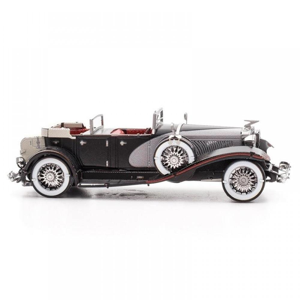 3D конструктор металлический Aipin 1935 Duesenberg Model J