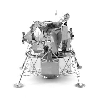 3D конструктор металлический Aipin Apollo Lunar Module