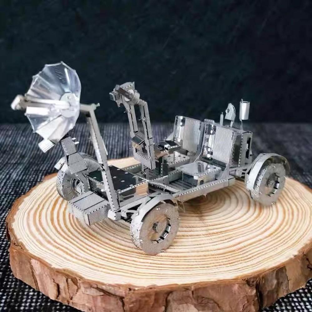 3D конструктор металлический Aipin Apollo Lunar Rover