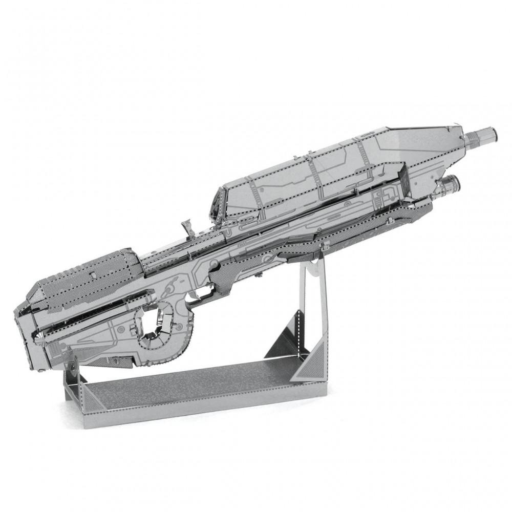 3D конструктор металлический Aipin Assault Rifle
