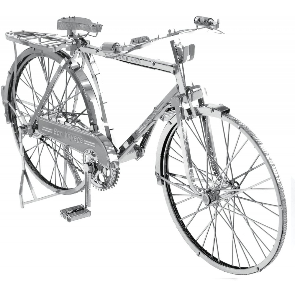 3D конструктор металлический Aipin Bicycle 3D-B035