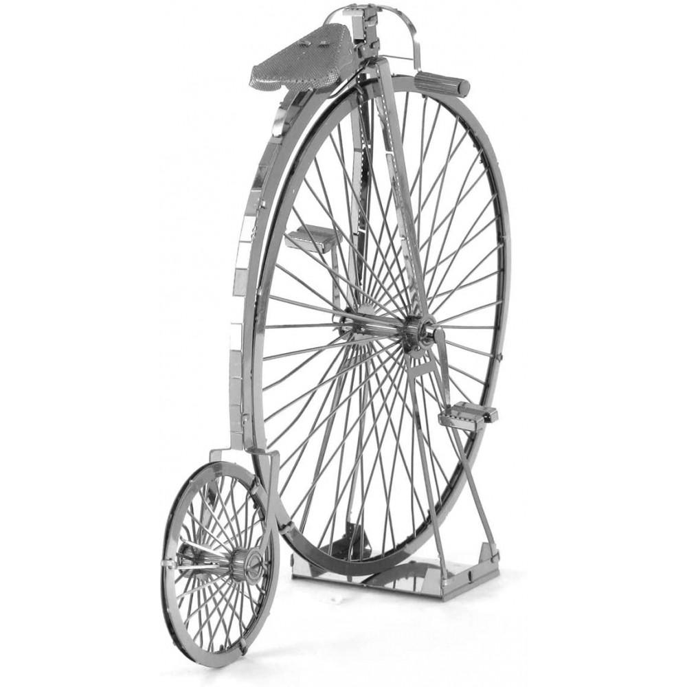 3D конструктор металлический Aipin Bicycle 3DJS119