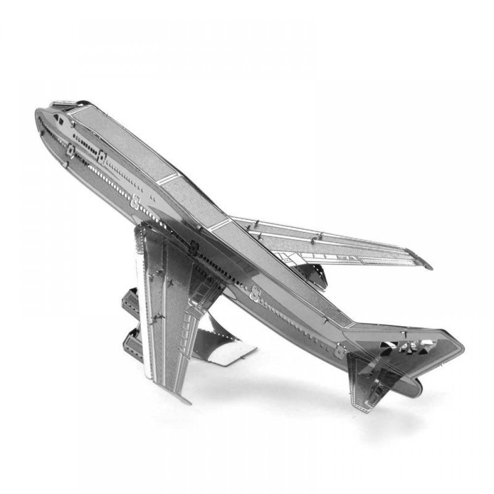 3D конструктор металлический Aipin Boeing 747 Airplane