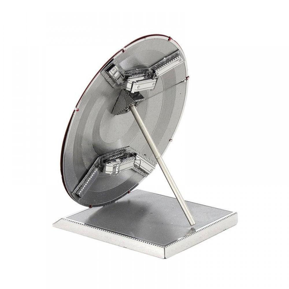 3D конструктор металлический Aipin Captain America's Shield