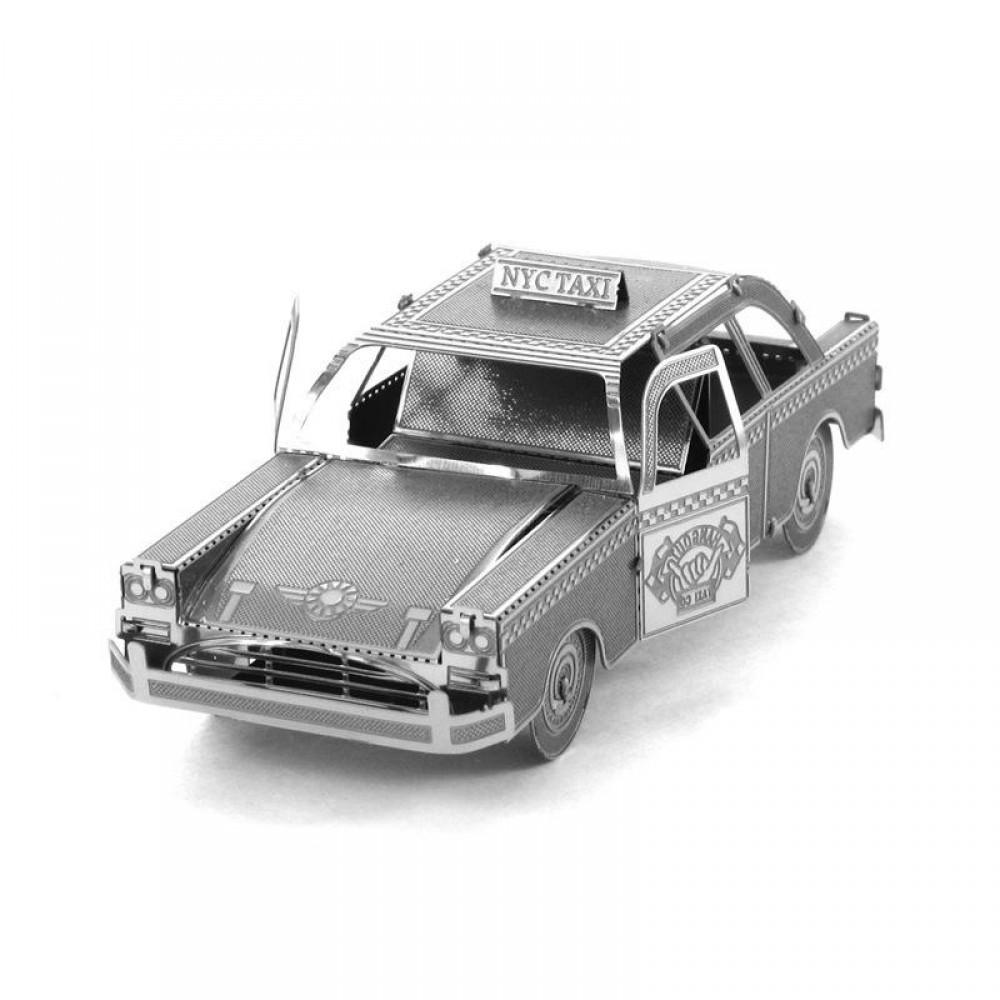 3D конструктор металлический Aipin Checker Cab