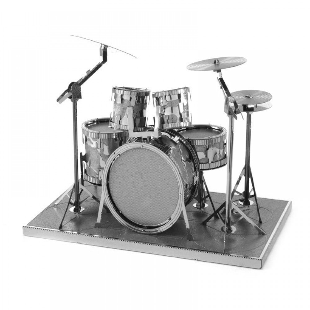 3D конструктор металлический Aipin Drum Set