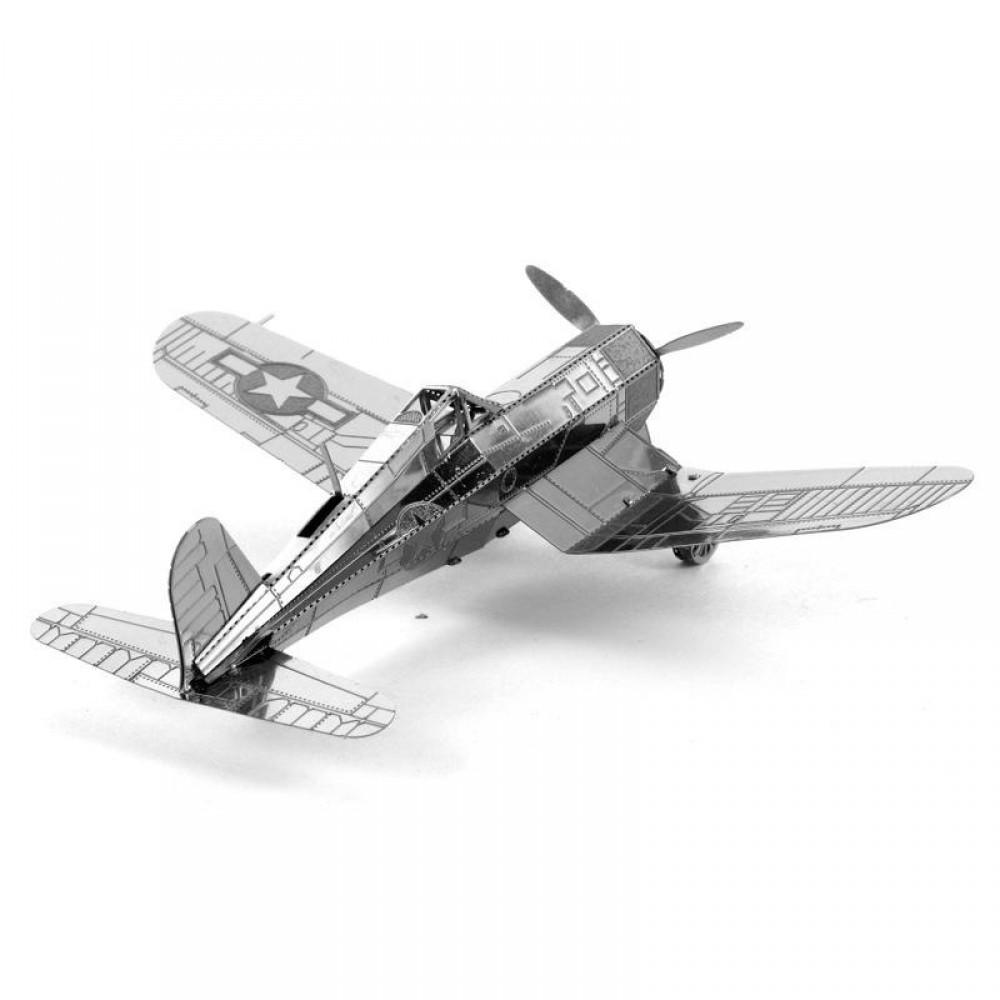 3D конструктор металлический Aipin F4U Corsair