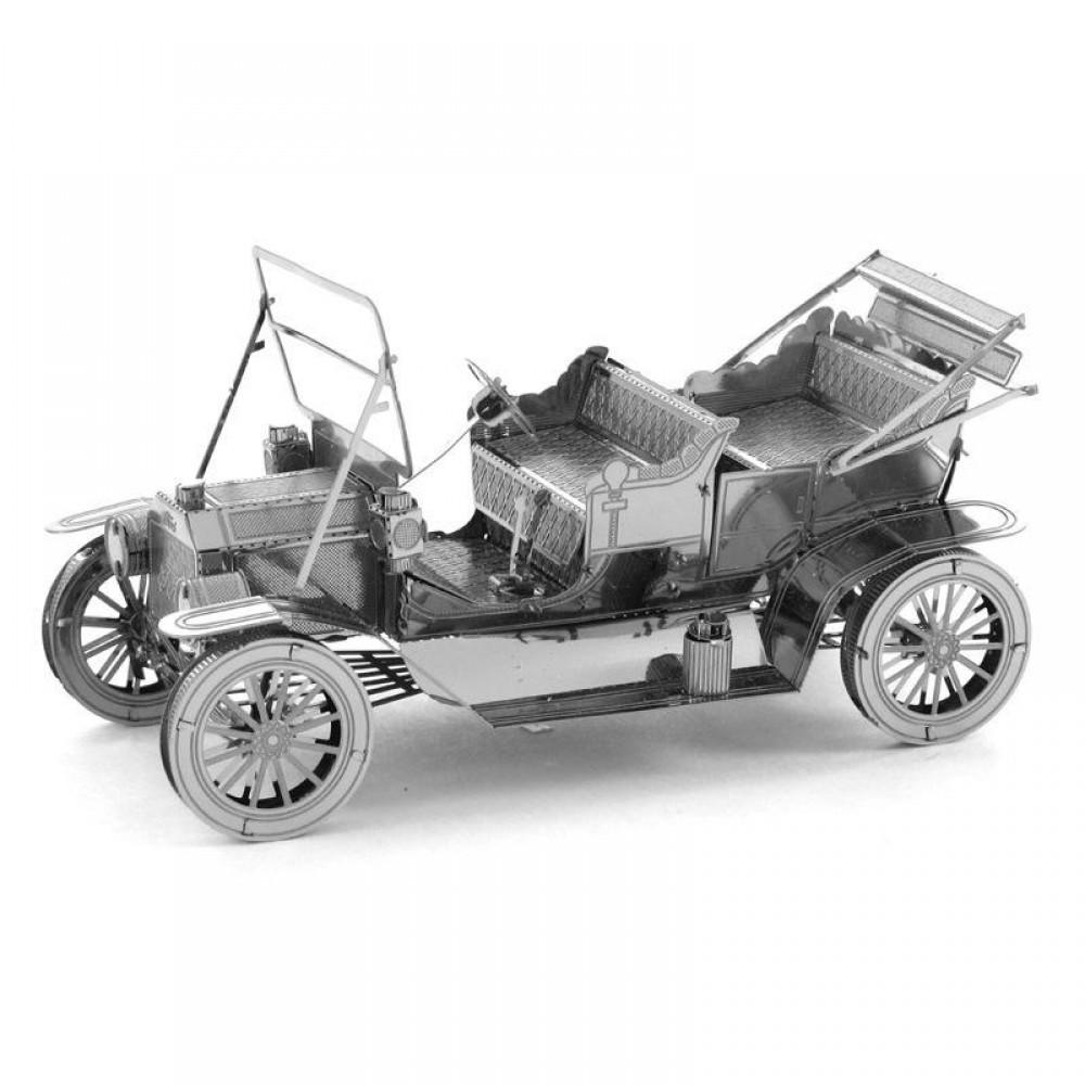 3D конструктор металлический Aipin Ford 1908 Model T