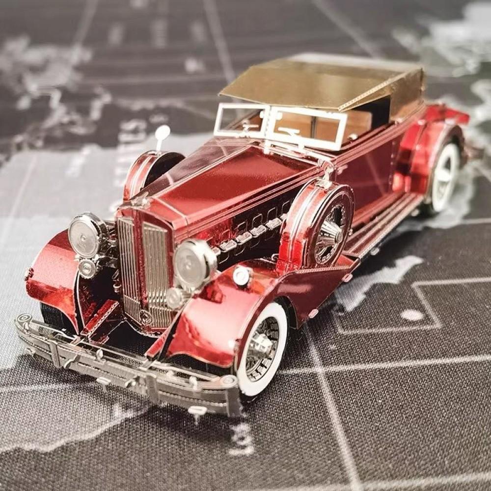 3D конструктор металлический Aipin Ford 1934