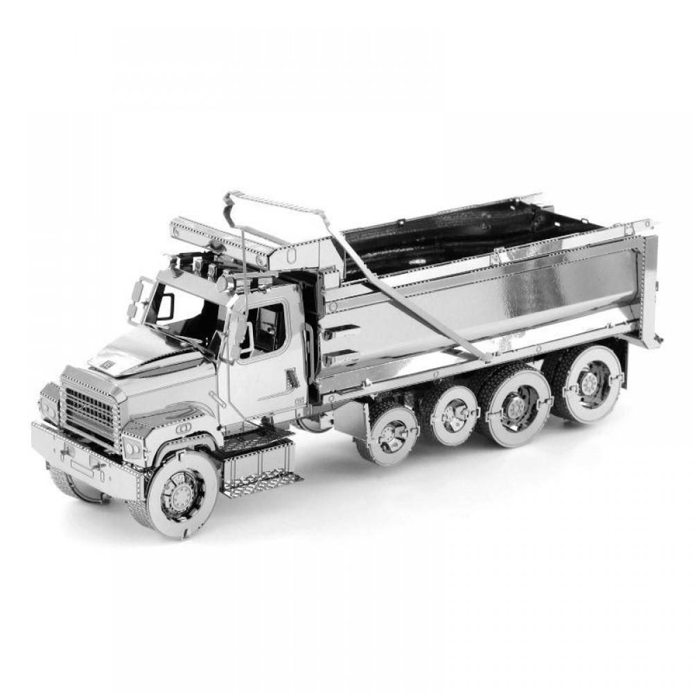 3D конструктор металлический Aipin Freightliner Dump Truck 114SD