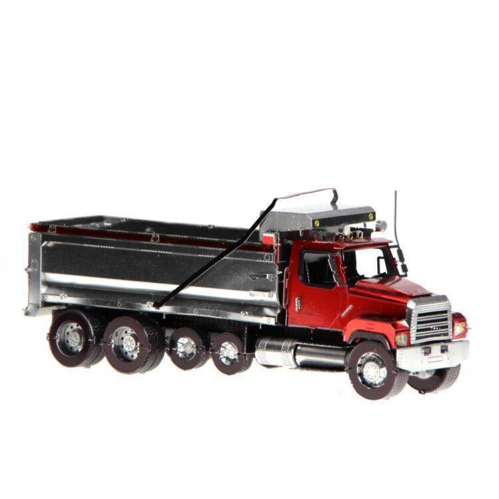 3D конструктор металлический Aipin Freightliner Dump Truck
