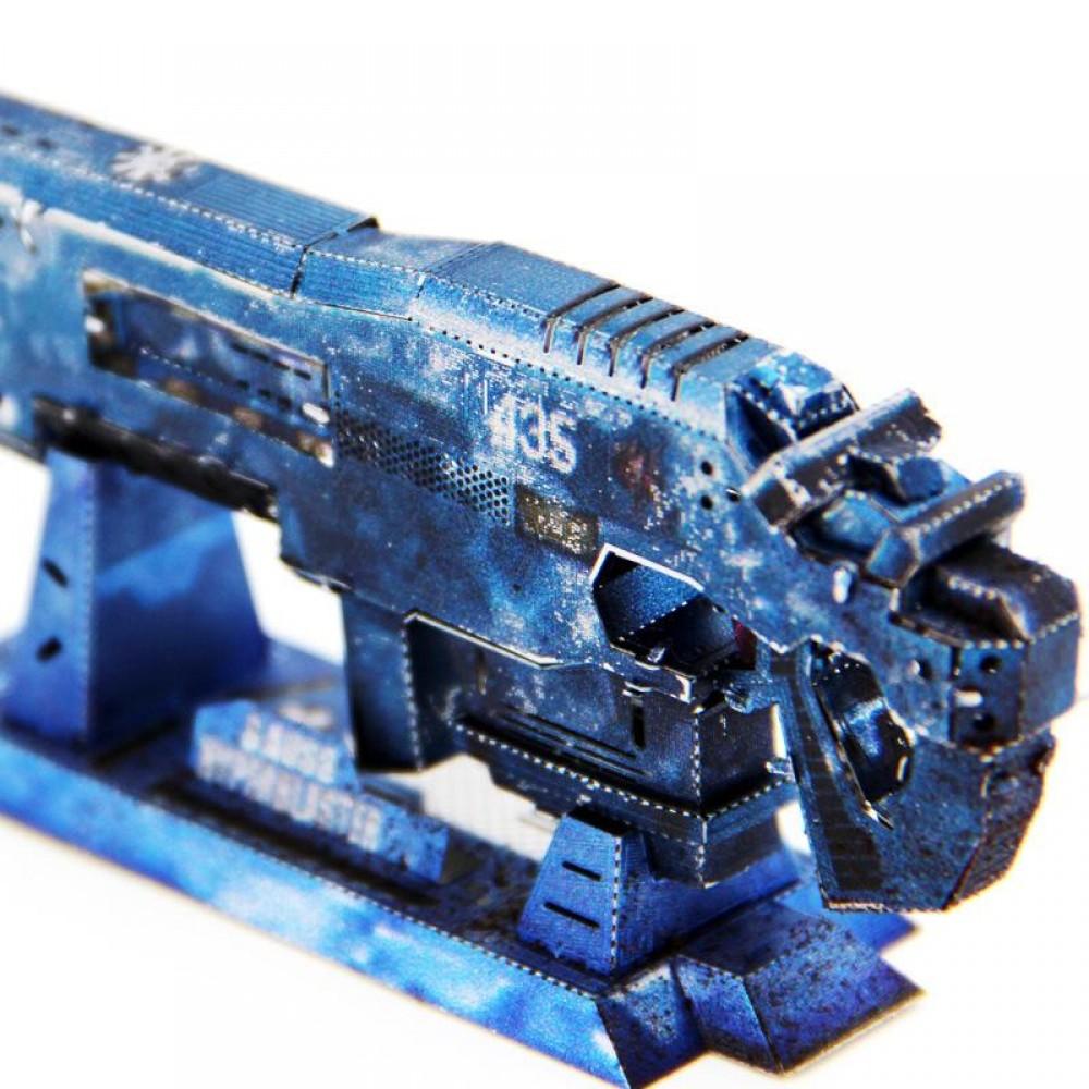 3D конструктор металлический Aipin Gauss rifle