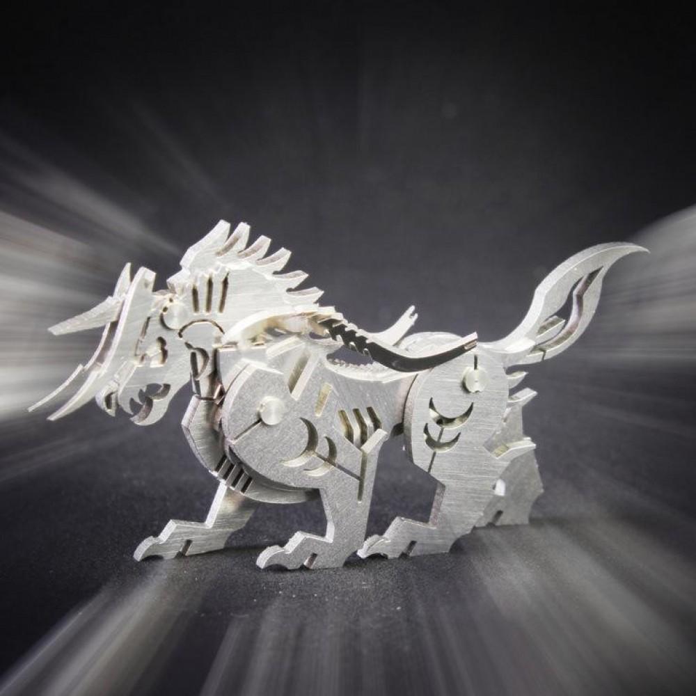 3D конструктор металлический Aipin Golem