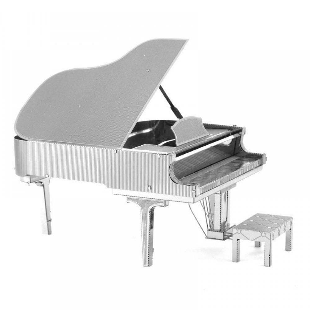 3D конструктор металлический Aipin Grand Piano