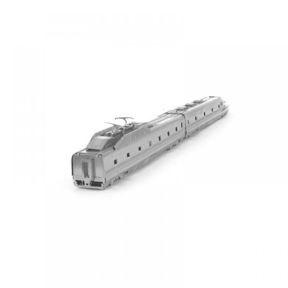 3D конструктор металлический Aipin High-Speed Rail EMU