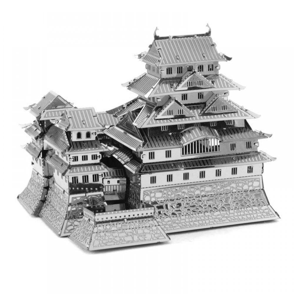 3D конструктор металлический Aipin Himeji Castle
