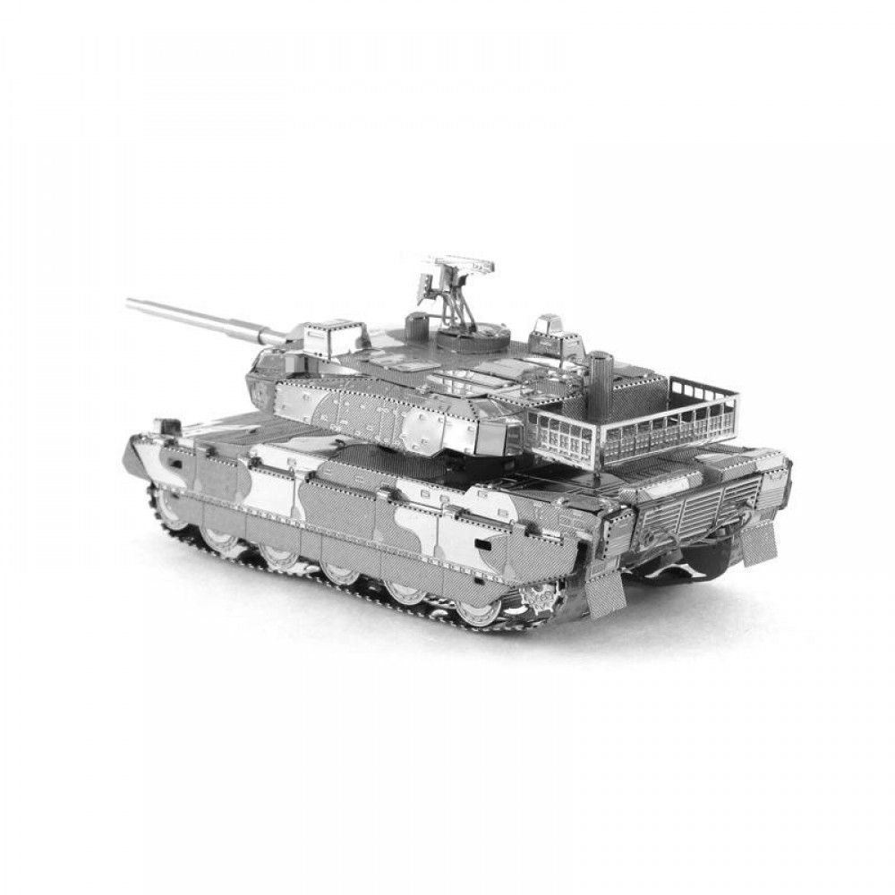 3D конструктор металлический Aipin Japanese Type 10 Tank