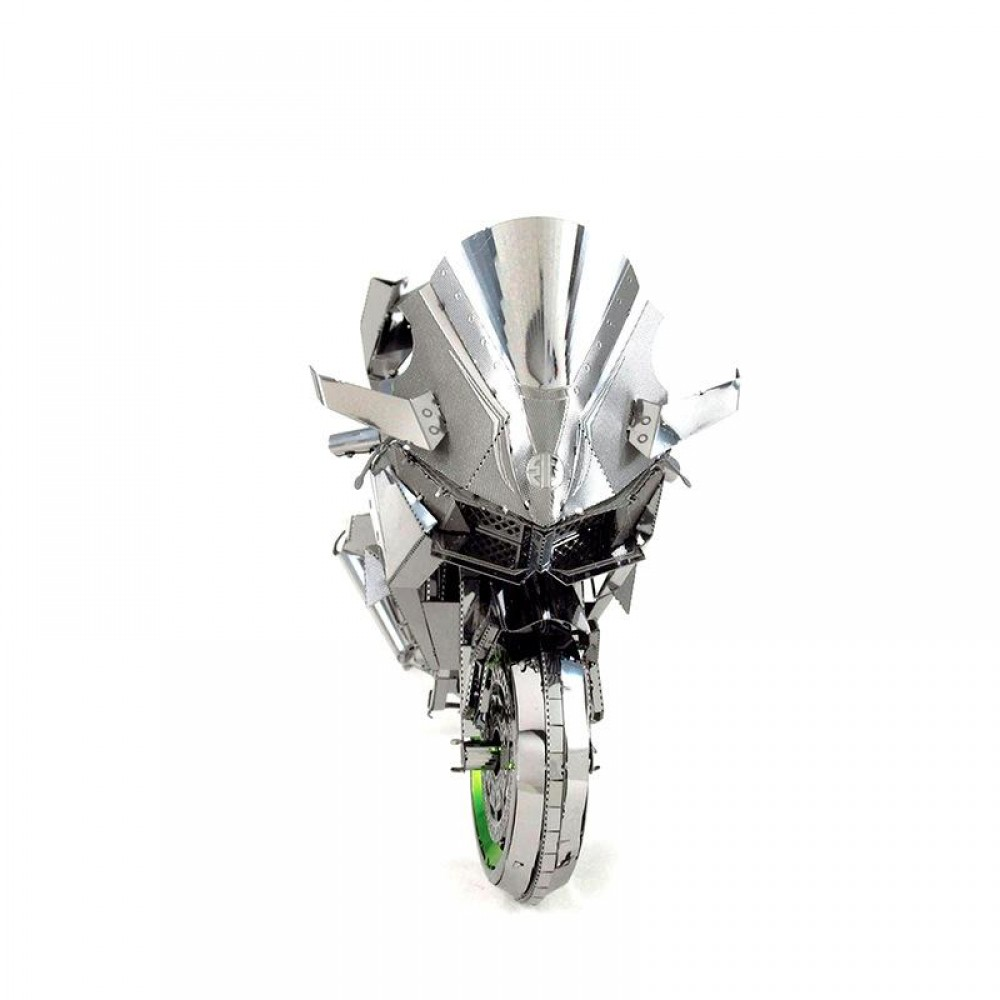 3D конструктор металлический Aipin Kawasaki Ninja H2