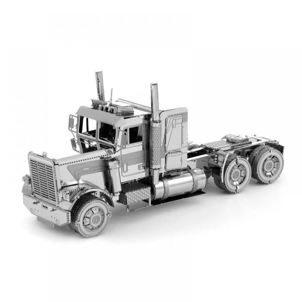 3D конструктор металлический Aipin Long Nose Truck