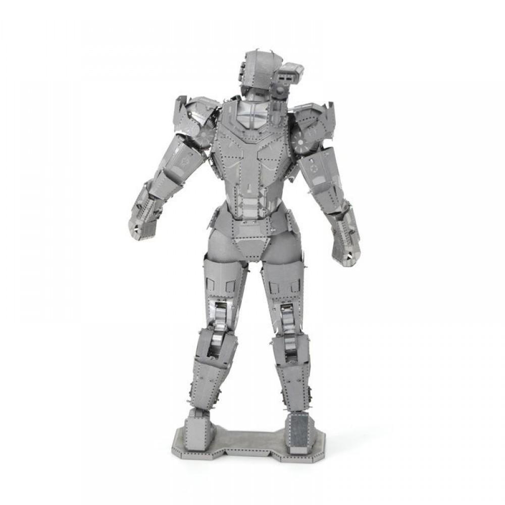 3D конструктор металлический Aipin Marvel War Machine