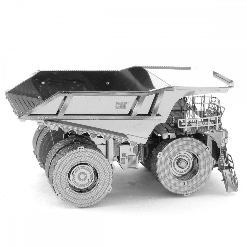 3D конструктор металлический Aipin Mining Trick Cat