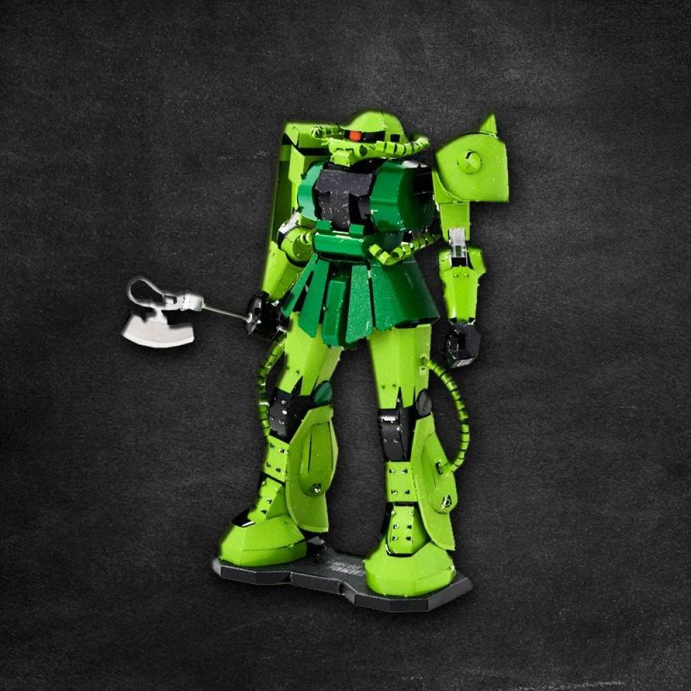 3D конструктор металлический Aipin MS-06 Zaku II