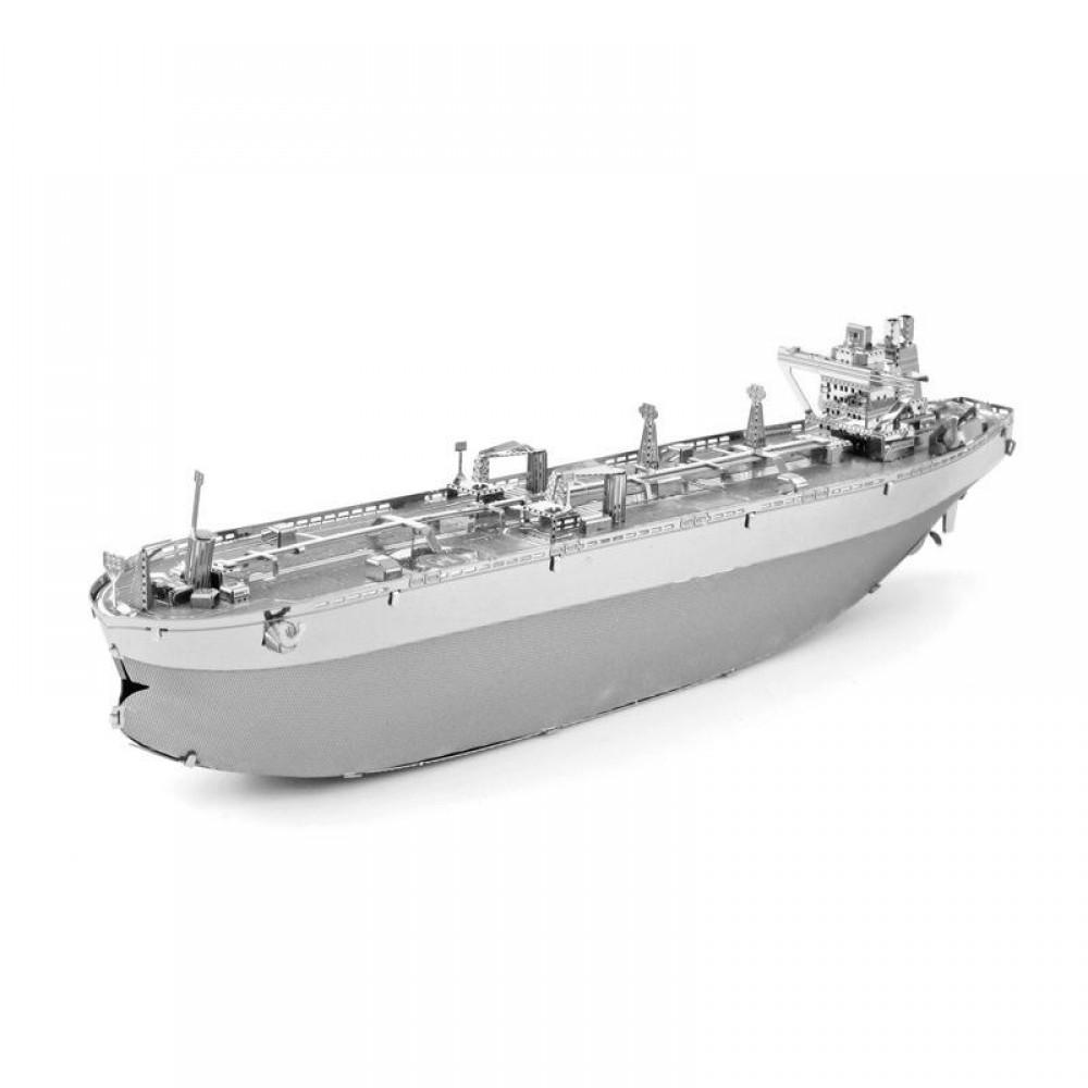 3D конструктор металлический Aipin Oil Tanker Set