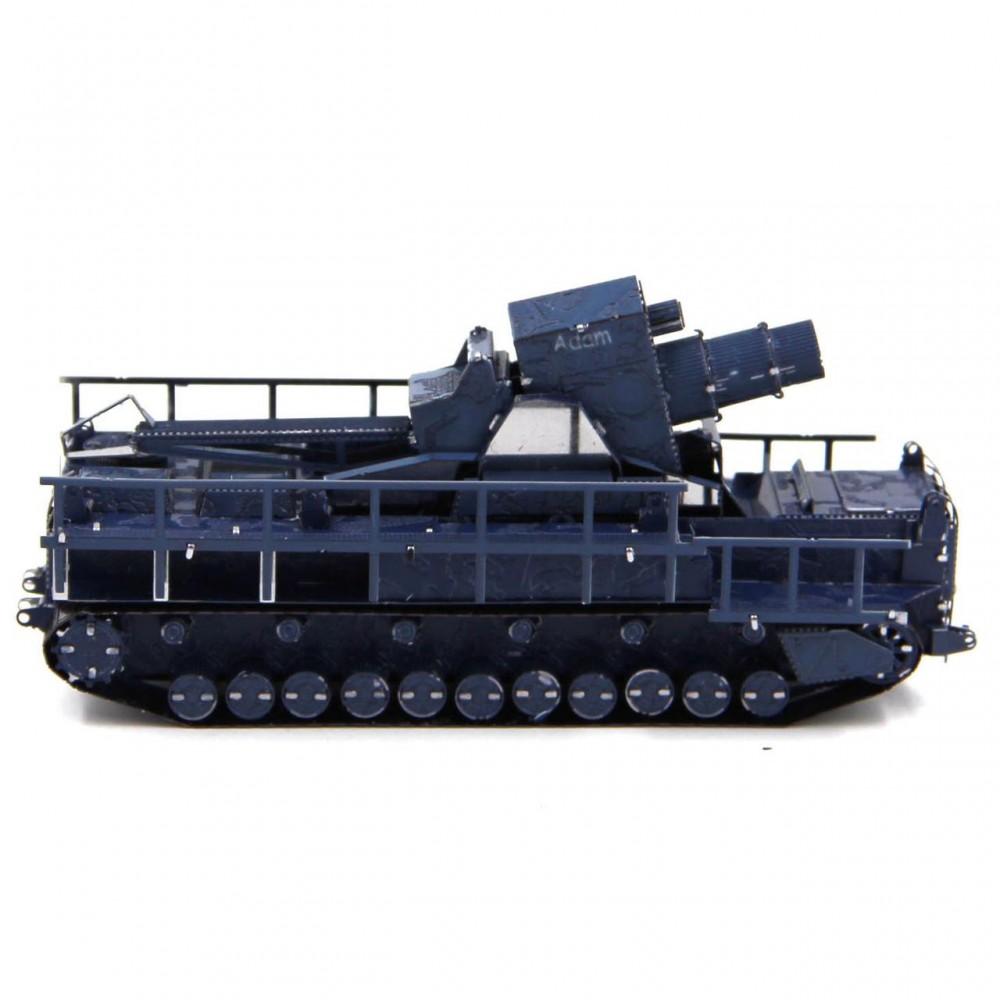 3D конструктор металлический Aipin Railway Gun