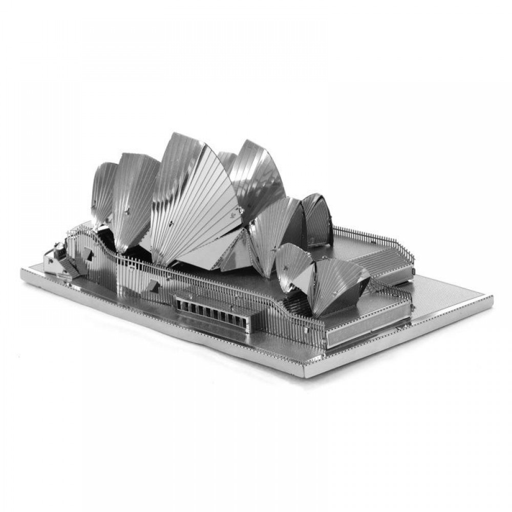 3D конструктор металлический Aipin Sidney Opera House