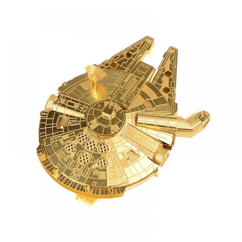 3D конструктор металлический Aipin Star Trek