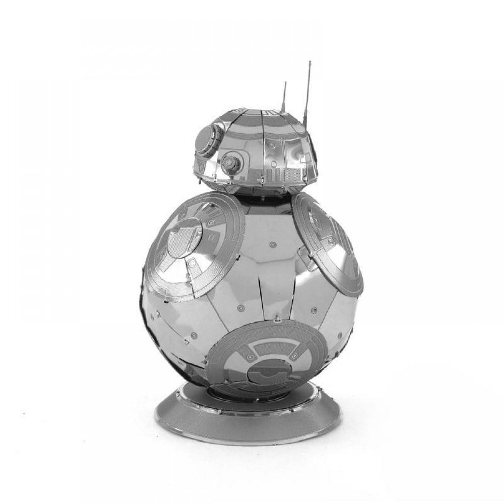 3D конструктор металлический Aipin Star Wars BB-8