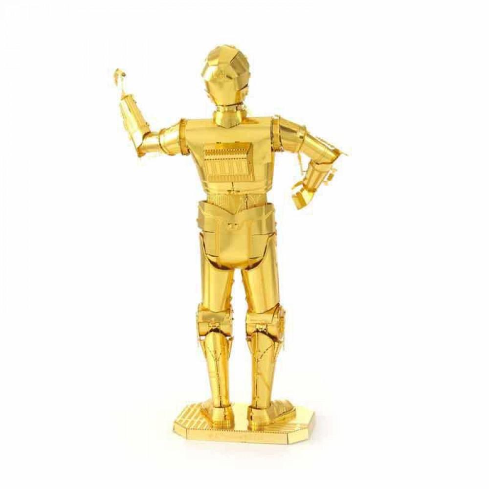 3D конструктор металлический Aipin Star Wars C-3PO
