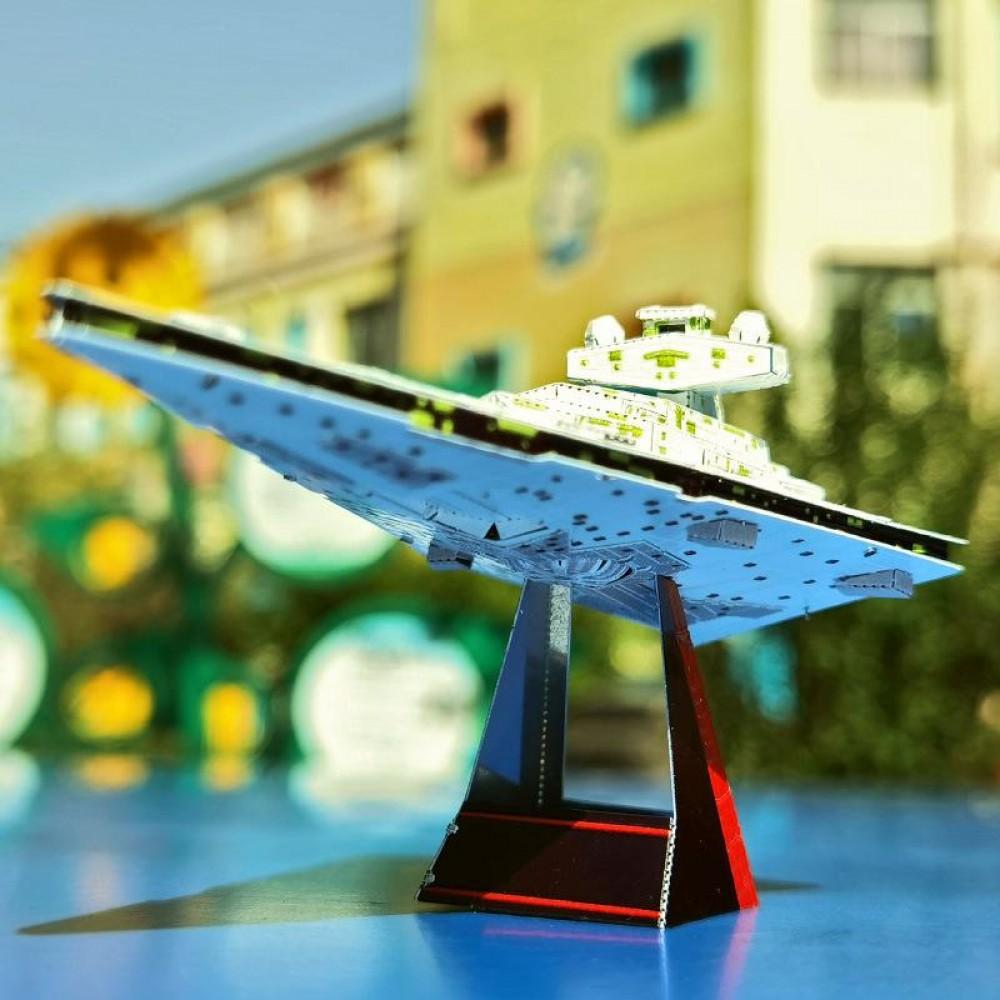 3D конструктор металлический Aipin Star Wars Imperial Star Destroyer