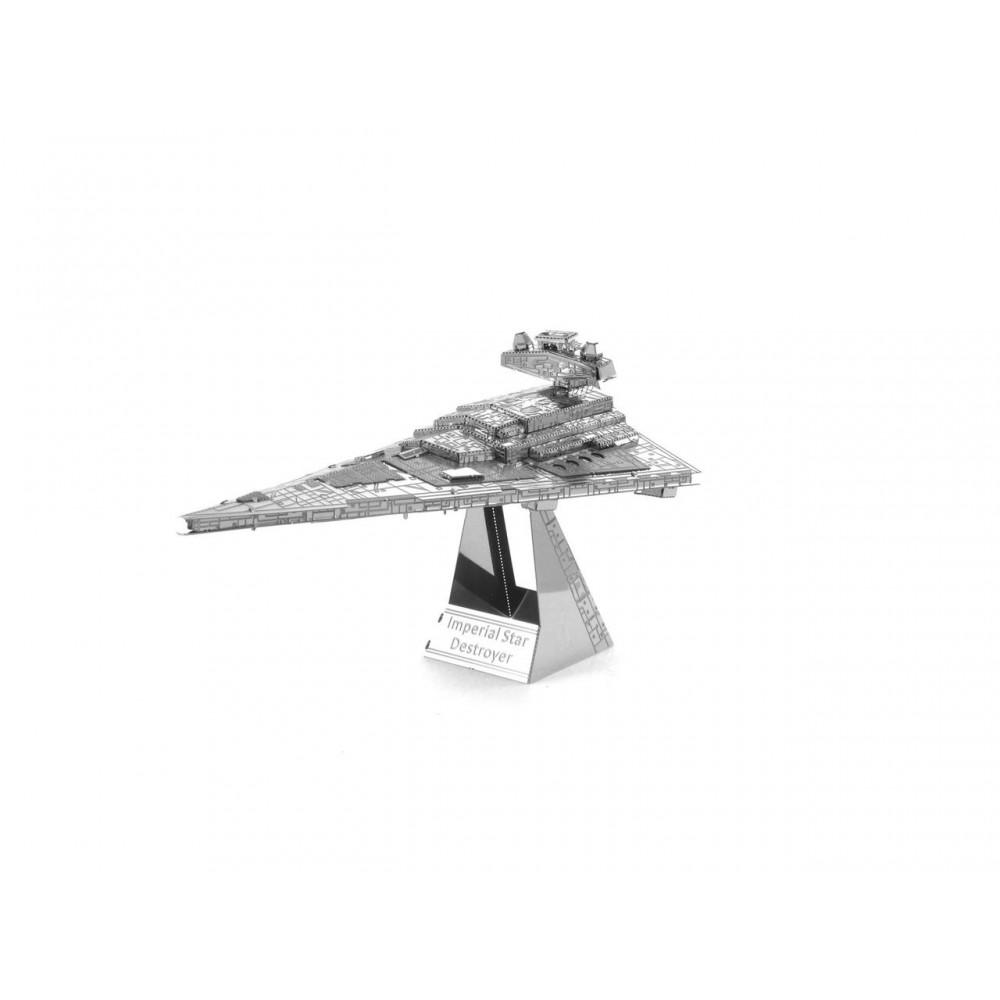 3D конструктор металлический Aipin Star Wars Imperial Star Destroyer PZX005