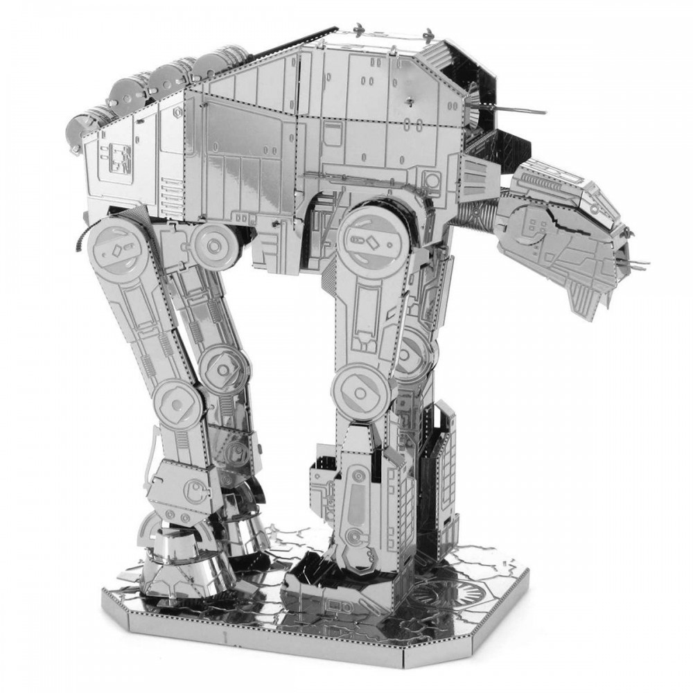 3D конструктор металлический Aipin Star Wars Last Jedi AT-M6