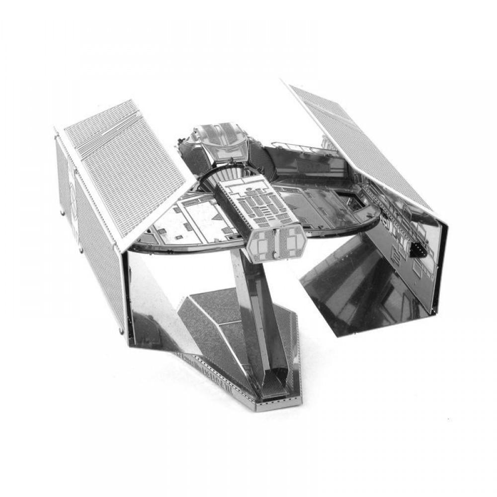 3D конструктор металлический Aipin Star Wars OT Darth Vader's Tie Fighter