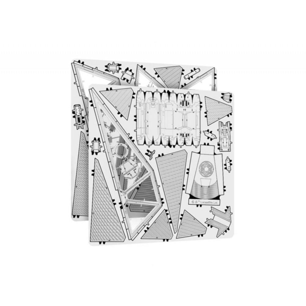3D конструктор металлический Aipin Star Wars Rogue One TIE Striker