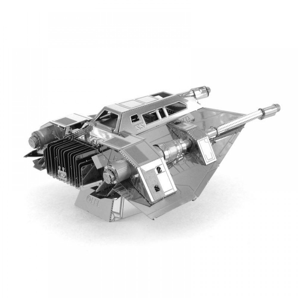 3D конструктор металлический Aipin Star Wars Snowspeeder