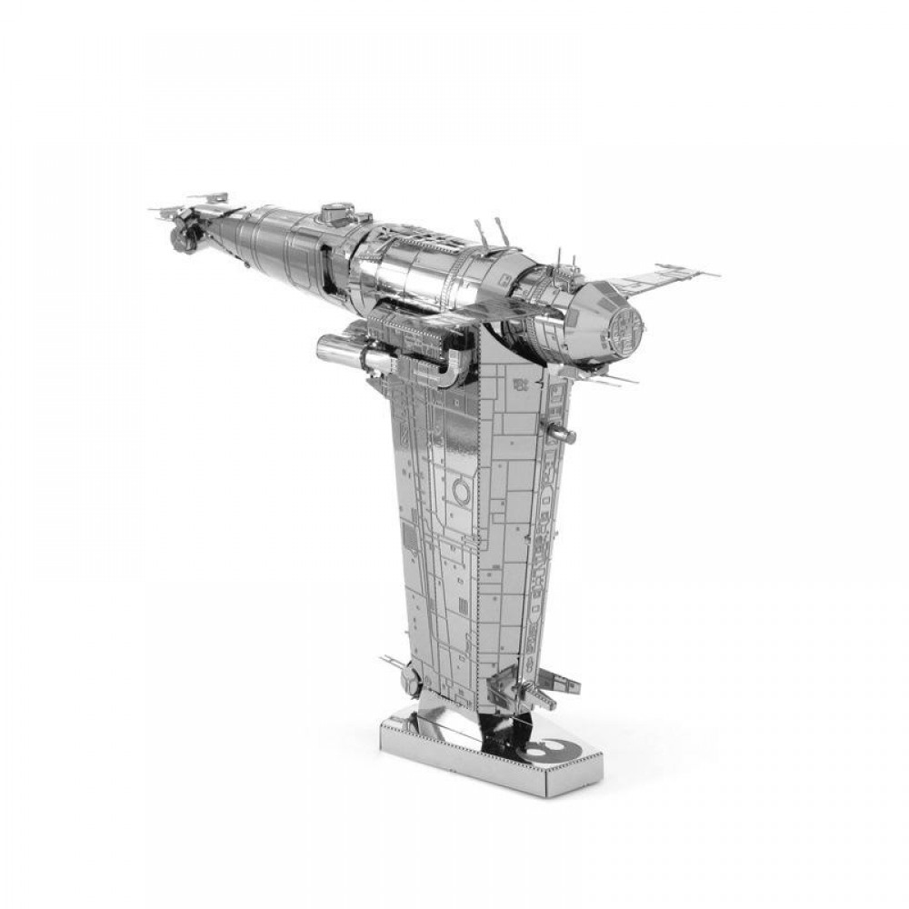 3D конструктор металлический Aipin Star Wars The Last Jedi Resistance Bomber